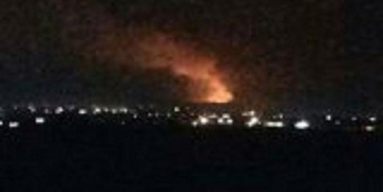 ائتلاف سعودی امروز 30 بار روی مأرب یمن بمب ریخت