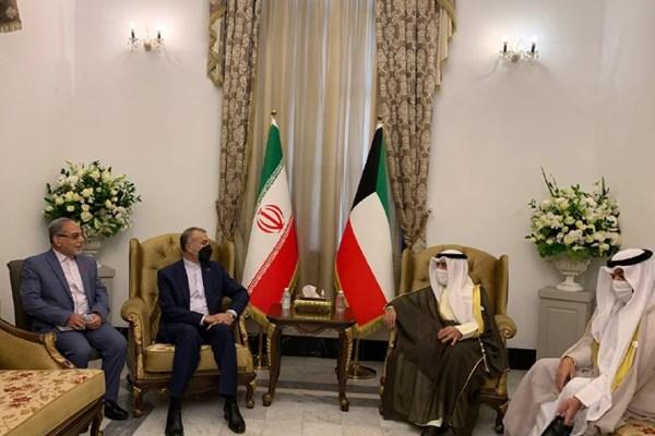 على واشنطن أن تخاطب الشعب الإيراني باحترام/رئيس حكومة الإمارات يرحب بتعزيز العلاقات مع إيران