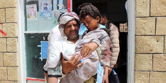پارلمان یمن:شورای امنیت  کودک کُشی ائتلاف سعودی در صعده و مارب را متوقف کند