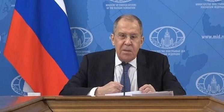 لاوروف: ارمنستان متحد روسیه است