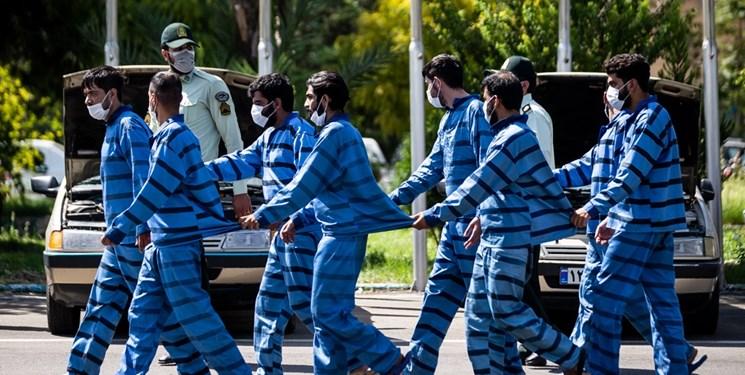 دستگیری ۲۸۵ سارق، زورگیر و خرده فروش موادمخدر/ کشف ۱۱ میلیارد تومانی کالای قاچاق