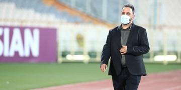 خورشیدی: بازیکنانمان در یک سطح نیستند/ 3 امتیاز بازی با امارات را میخواهیم