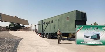 ۲ دستاورد نیروی پدافند هوایی ارتش رونمایی شد