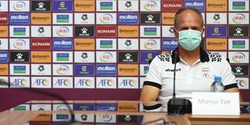 تات: اسکوچیچ به بازی نرسد با او تماس می گیریم/ یکی از غولهای آسیا و به دنبال صعود به جام جهانی هستیم