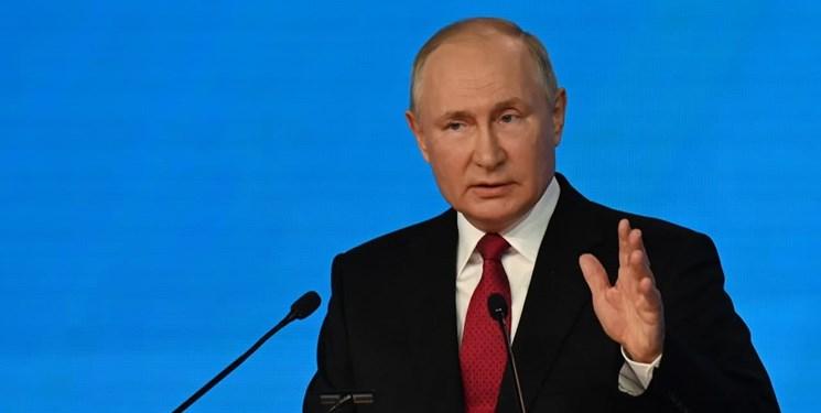 نگرانی پوتین از استقرار سامانه موشکی آمریکا در مرز ژاپن با روسیه