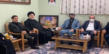 دیدار وزیر تعاون با علما و مراجع تقلید