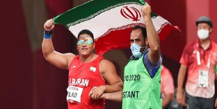 قهرمانِ دو مداله پارالمپیک با آرزویی جالب/ اولادی که صالح است!
