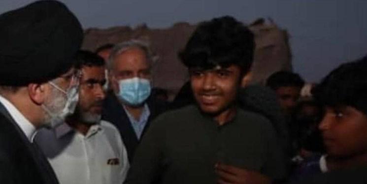 رئیسی در دیدار با  حاشیهنشینان میرآباد چابهار: باید زودتر وضعیت کپرنشینان ساماندهی شود