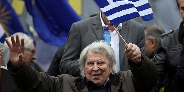 درگذشت میکیس تئودوراکیس هنرمند نماد مقاومت یونان/پارلمان یونان یک دقیقه سکوت کرد