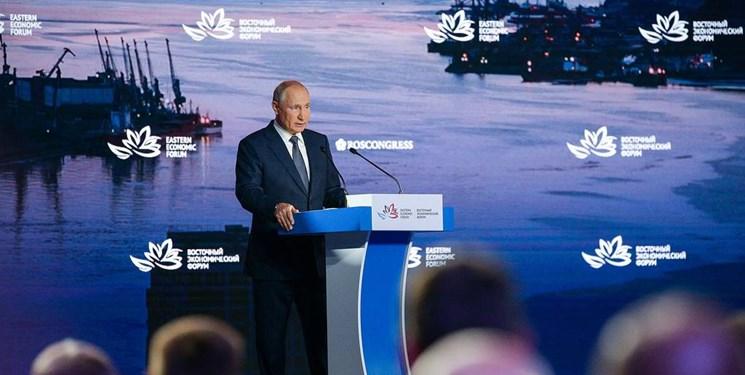 پوتین خواستار بهبود روابط میان روسیه و اوکراین شد