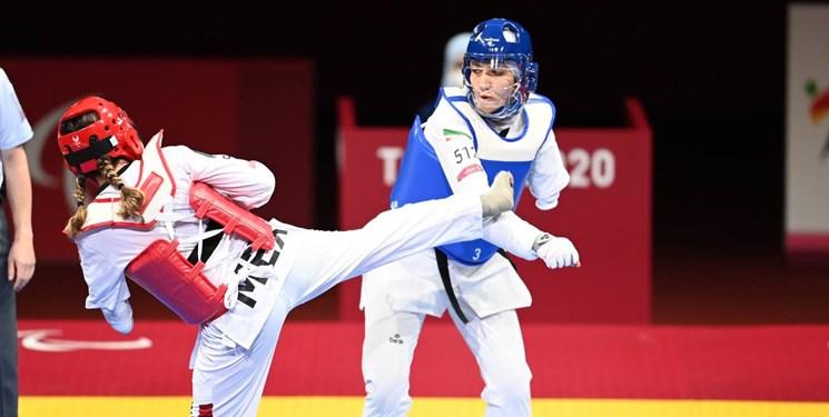 پارالمپیک توکیو  بانوی تکواندوکار مدال می آورد؟