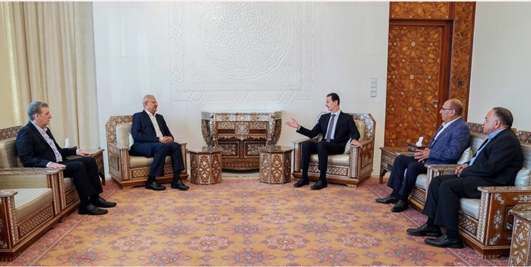 بشار اسد: اتحاد و تأکید بر حق بازگشت، قاعده اصلی در جنگ آزادسازی فلسطین است