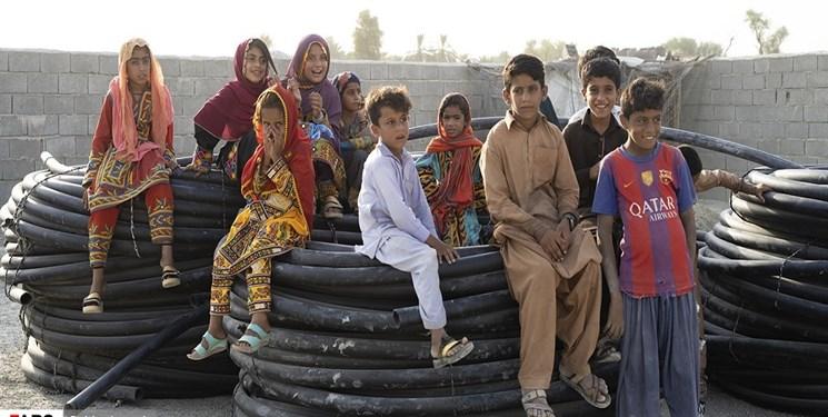 «پیچاندن یک شیر» آرزویی که در 17 روستای سیستان و بلوچستان محقق شد
