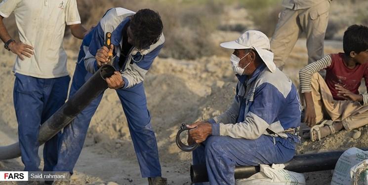 «پیچاندن یک شیر» آرزویی که در ۱۷ روستای سیستان و بلوچستان محقق شد