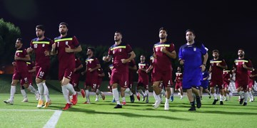 اعلام آخرین وضعیت تیم ملی فوتبال قبل از بازی با عراق