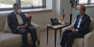 دیدار آرامی با وزیر نیرو/ تسریع در آبرسانی به روستاها و غرب قشم