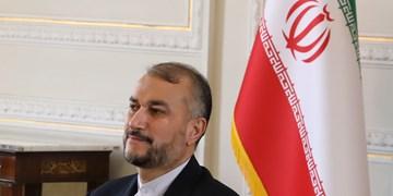 امیرعبداللهیان تشکیل دولت لبنان را به همتای لبنانی تبریک گفت