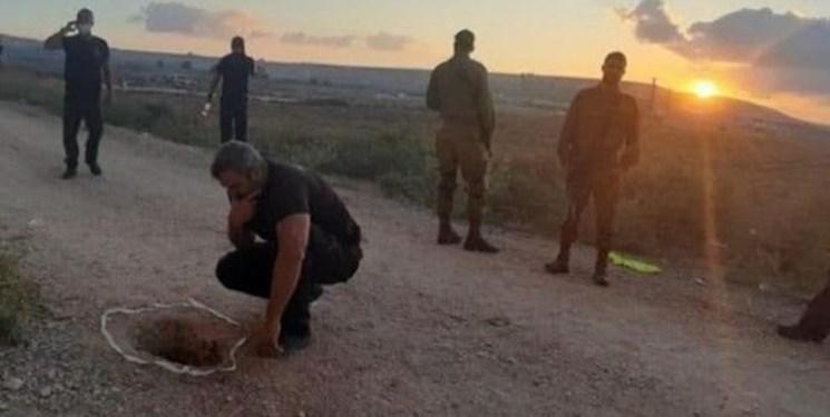 فرار شش اسیر فلسطینی از  زندان فوق امنیتی رژیم صهیونیستی + فیلم