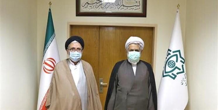 رئیس سازمان اطلاعات سپاه با وزیر اطلاعات دیدار کرد