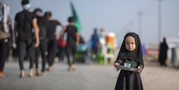 عراقیها: برای ایرانیان دعا کنید تا بتوانند به زیارت اربعین بیایند+فیلم