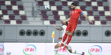 ESPN: مدافعان تیم ملی عراق کار ایران را  برای برد ساده کردند