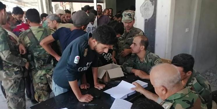 منابع امنیتی: ارتش سوریه چهارشنبه در درعا البلد مستقر میشود
