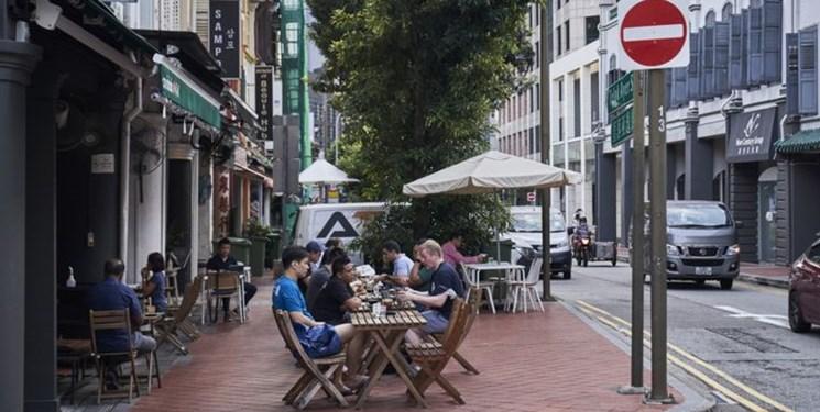رکورد شمار مبتلایان به کرونا در سنگاپور