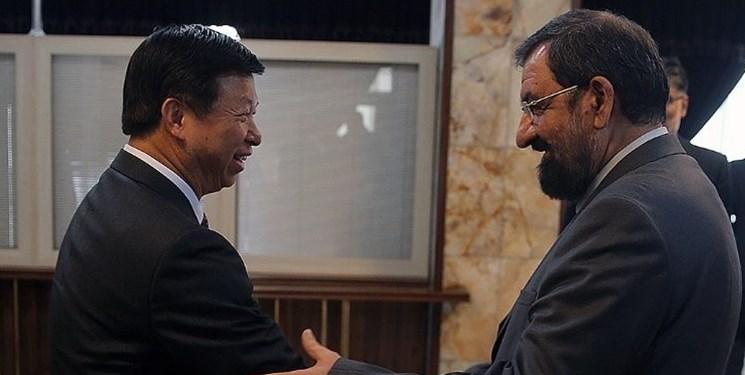 پیام وزیر بینالملل حزب کمونیست چین به محسن رضایی/ تائو: امیدوارم زمینه توسعه روابط تهران – پکن فراهم شود