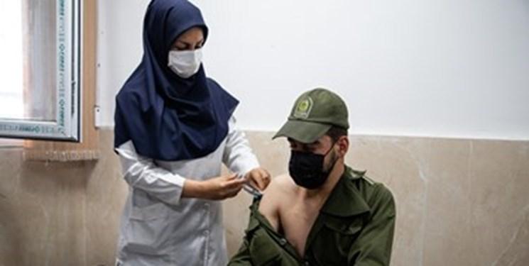 ۹۰ درصد از سربازان پلیس پایتخت واکسن زدند/ اجرای دقیق پروتکلهای بهداشتی درمأموریتها