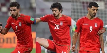 تمجید AFC از مثلث خط تهاجمی تیم ملی کشورمان/ اسکوچیچ فرمول مناسب حمله کردن را پیدا کرده
