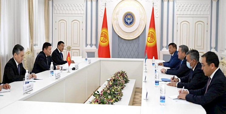 دیدار روسای مجلس قرقیزستان و ترکیه؛ افزایش همکاری پارلمانی محور مذاکره