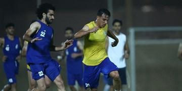 ادامه تمرین استقلالی ها در ورزشگاه الوصل