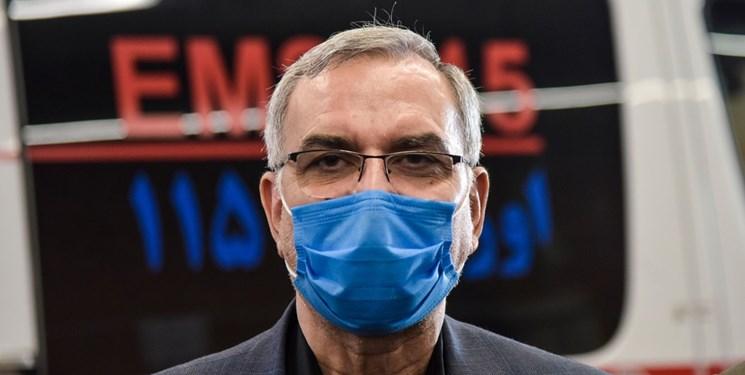 وزیر بهداشت: هر کجا که مردم به صحنه آیند، موفق خواهیم بود