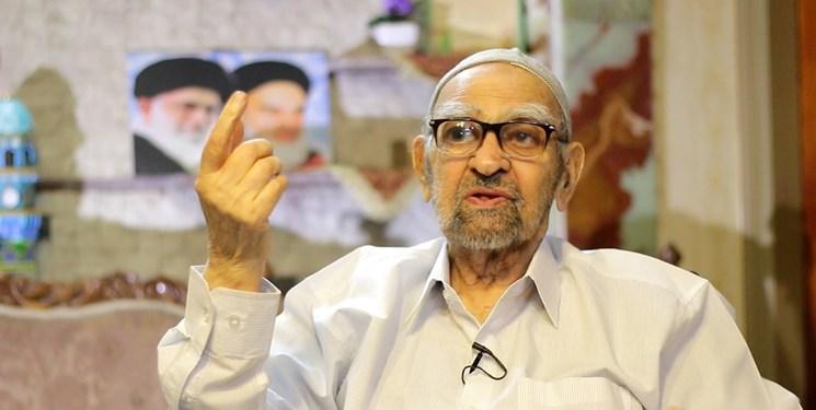 حسن رحیمپور ازغدی: پدرم به التقاط و تحجر، لحظهای آتشبس نداد