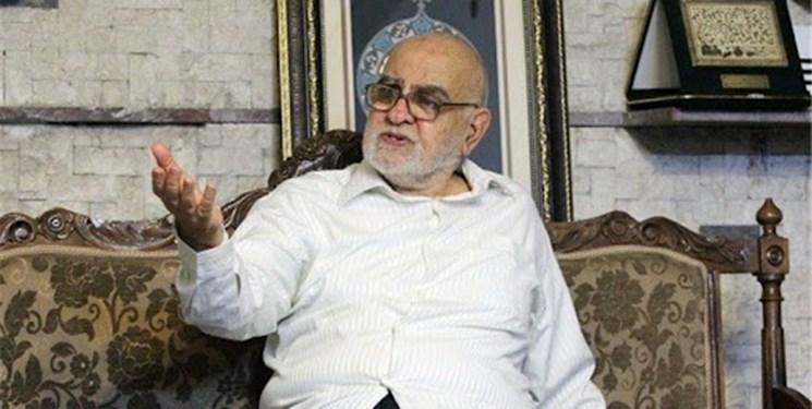 قاسمی: حاج حیدر رحیمپور ازغدی عمرش را در راه خدمت به اسلام، انقلاب و مکتب امام(ره) صرف کرد