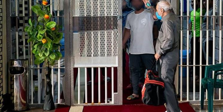 آزادی ۲۵ زندانی به مناسبت هفته دفاع مقدس
