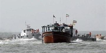 توقیف 4 شناور در خلیجفارس/20 میلیارد کالای قاچاق کشف شد