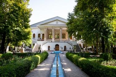 فیلمخانه ملی ایران در کنار موزه سینمای ایران در باغ فردوس تهران واقع شدهاست