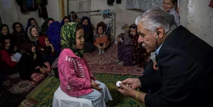 روایتی  از پزشکی با دلی بزرگ در خطه جرگلان/ مرد بیادعای مناطق محروم