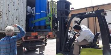 کمکهای مردم زنجان، توسط هلال احمر به خراسان جنوبی ارسال شد