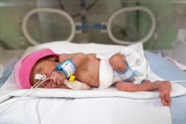 قل یکم (  قل A  ) دختر / بخش مراقبت های ویژه نوزادان ( NICU 1 ) بیمارستان حضرت زینب(س) شیراز