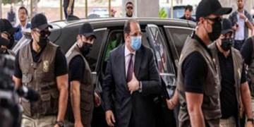 سفر هیأت امنیتی مصر به غزه، رامالله و فلسطین اشغالی