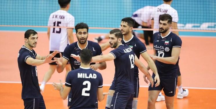 والیبال قهرمانی آسیا| ایران در مرحله دوم با چه تیمهایی مصاف خواهد داد؟