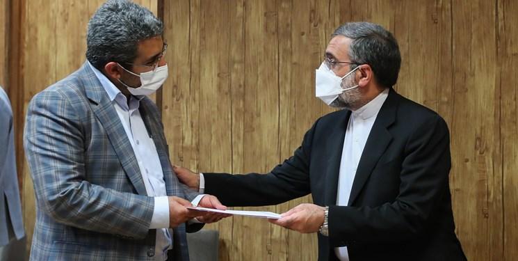 عباس هنرمند به سمت «معاون ارتباطات و اطلاعرسانی دفتر رئیسجمهور» منصوب شد