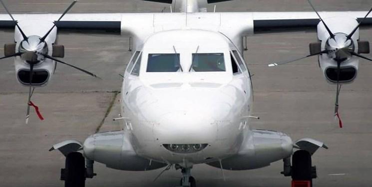 سقوط هواپیمای مسافری در سیبری ۴ کشته و ۱۲ مجروح برجا گذاشت