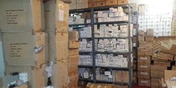 کشف ۵ هزار کارتن لوازم آرایشی و بهداشتی قاچاق در شهریار