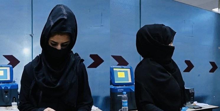 برخی کارمندان زن فرودگاه کابل به محل کار خود بازگشتند