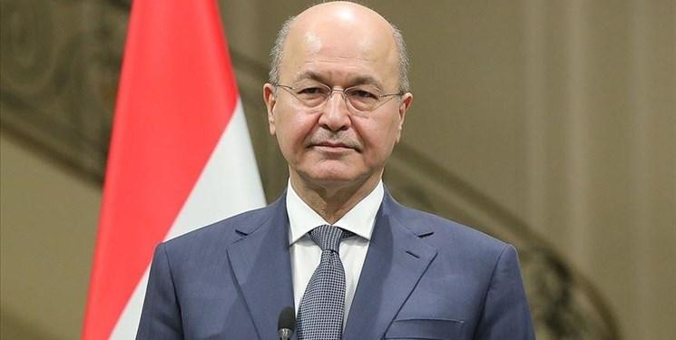 رئیسجمهور عراق با گروههای شیعه معترض به نتایج انتخابات دیدار کرد