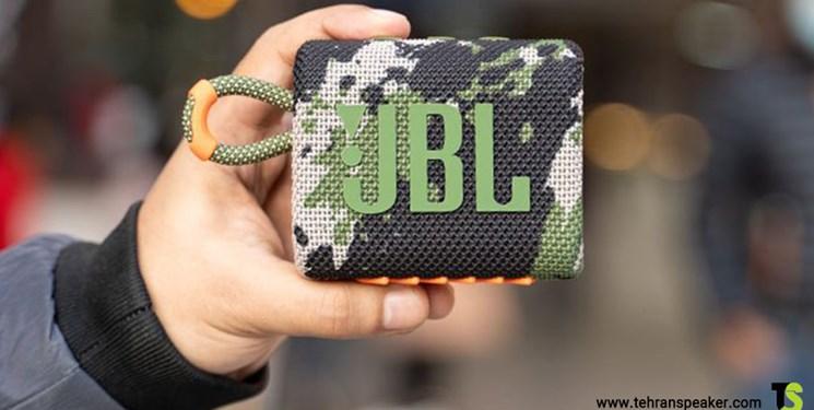 معرفی JBL Go 3