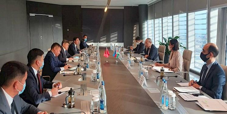 تاکید بر گسترش روابط اقتصادی آذربایجان و قرقیزستان